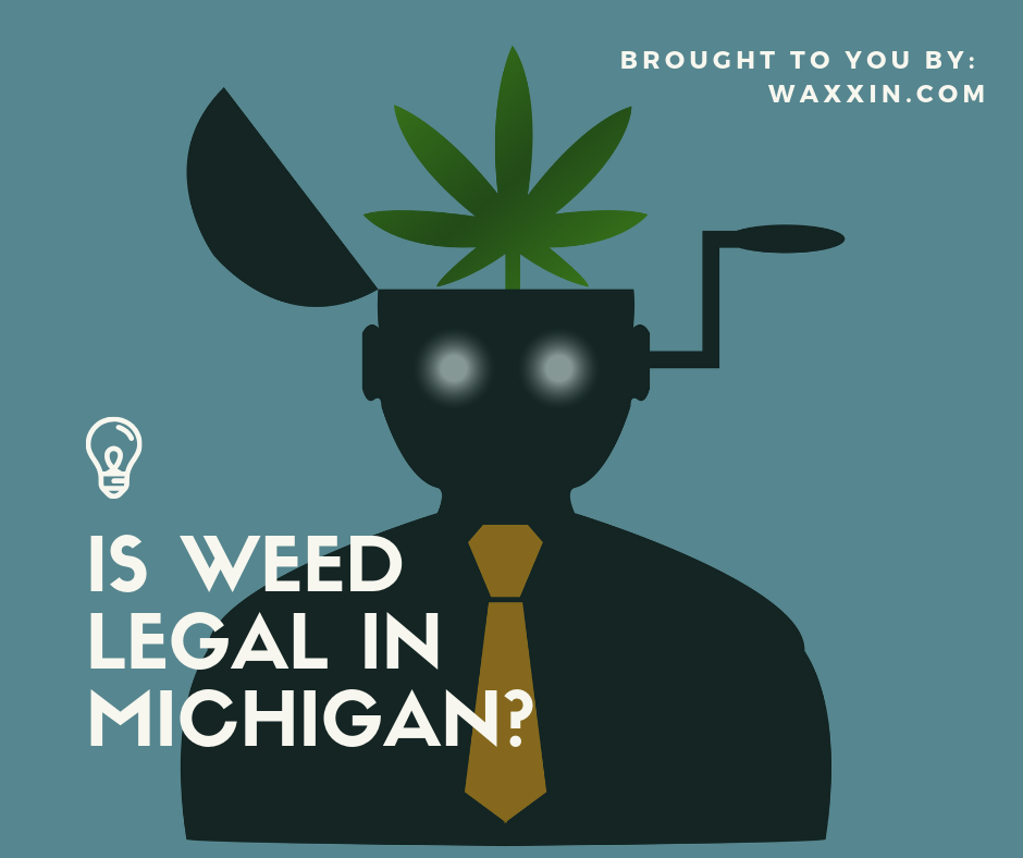 can you smoke weed in michigan legally?