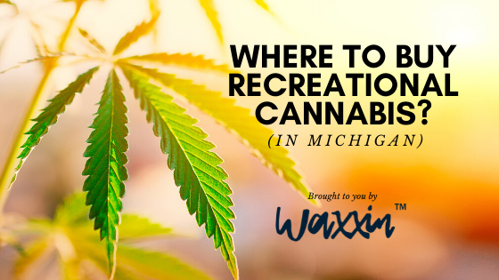 Where to buy recreational marijuana in Michigan