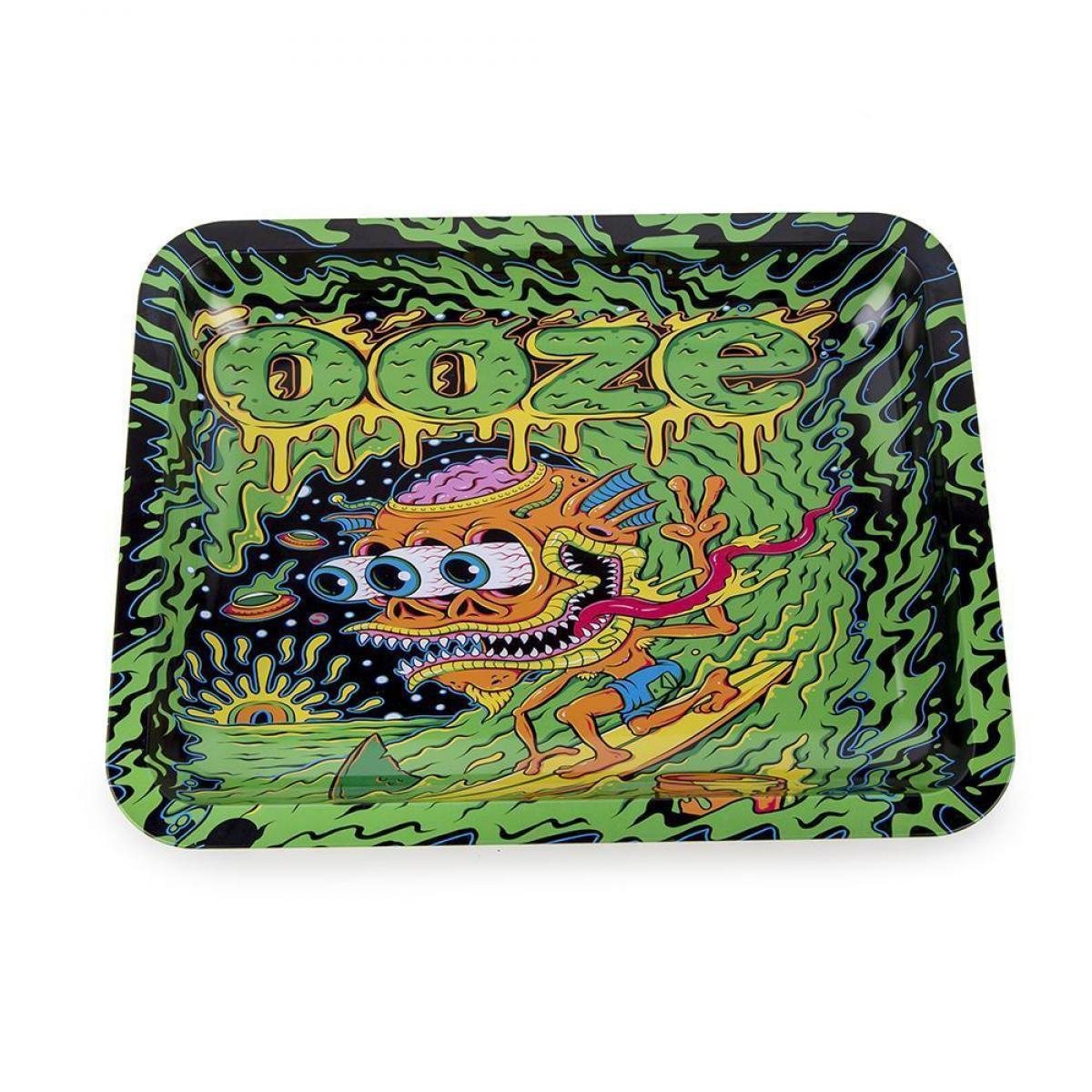 Ooze Rolling Tray - Surfer - MEDIUM