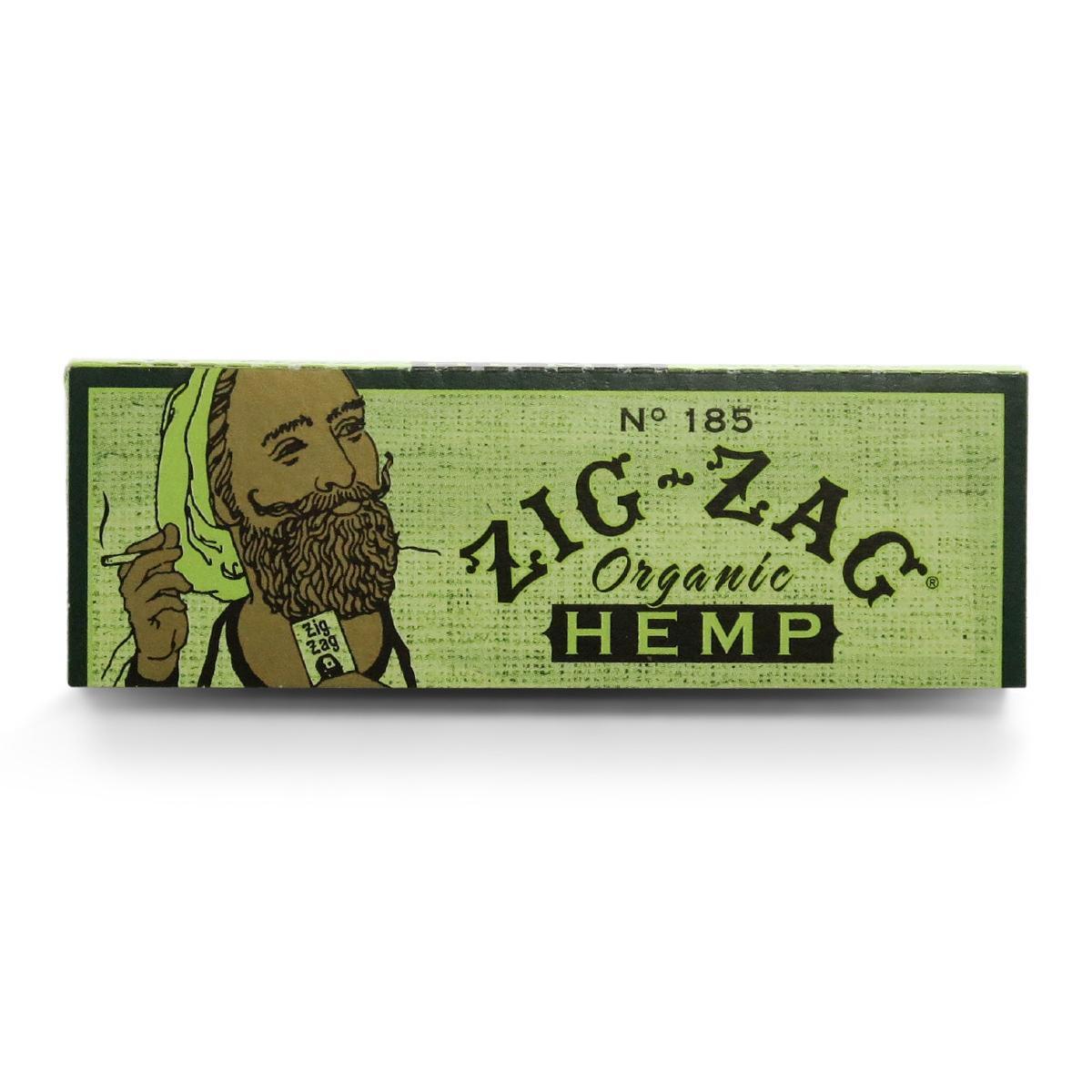 Zig Zag Hemp 1 1/4 Rolling Papers