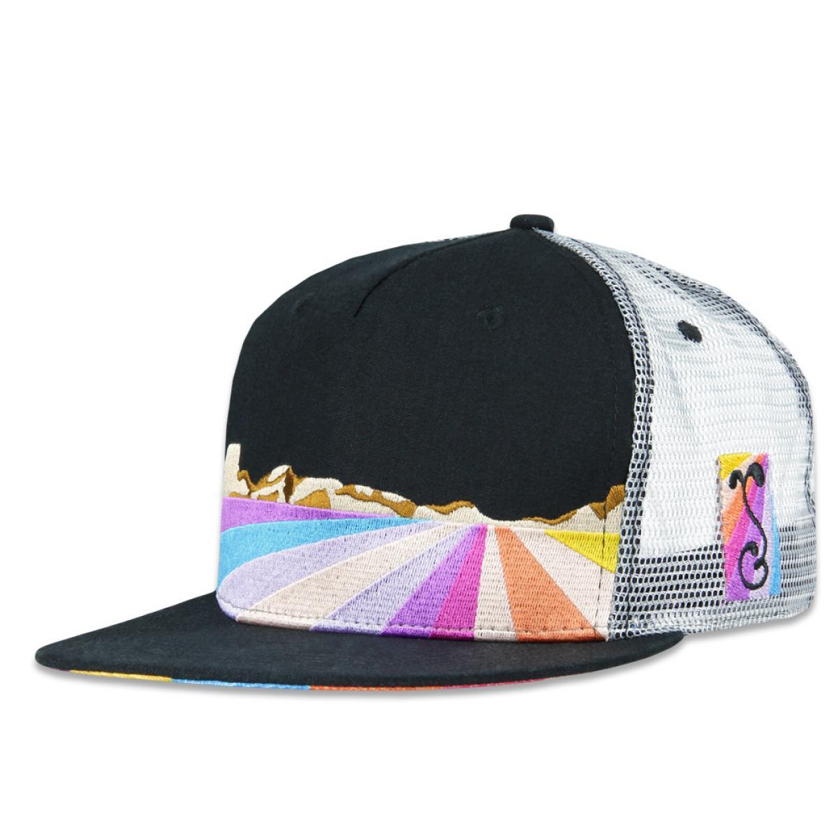 Jerry Garcia Playa Vista Mesh Grassroots Hat