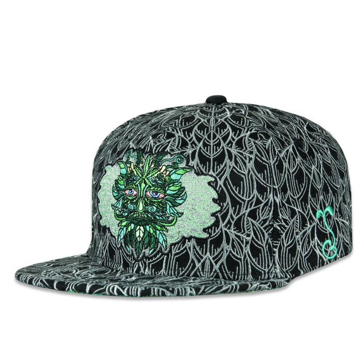 John Speaker 2018 Black Snapback Hat