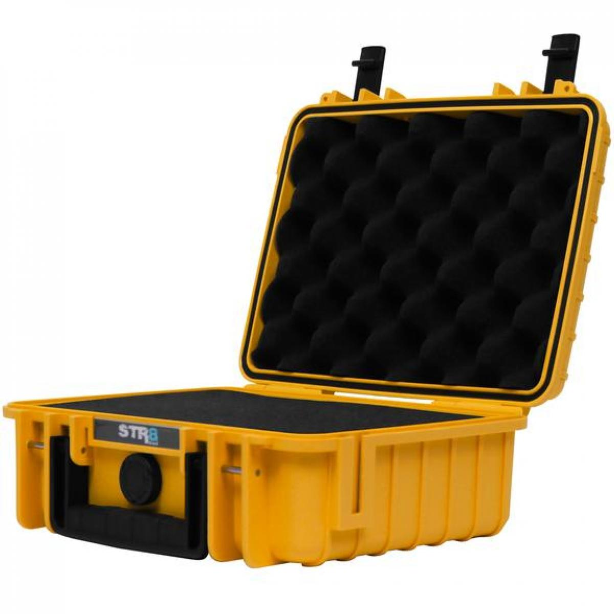 10inch STR8 Carrying Case with 2 Layer Pre-Cut Foam