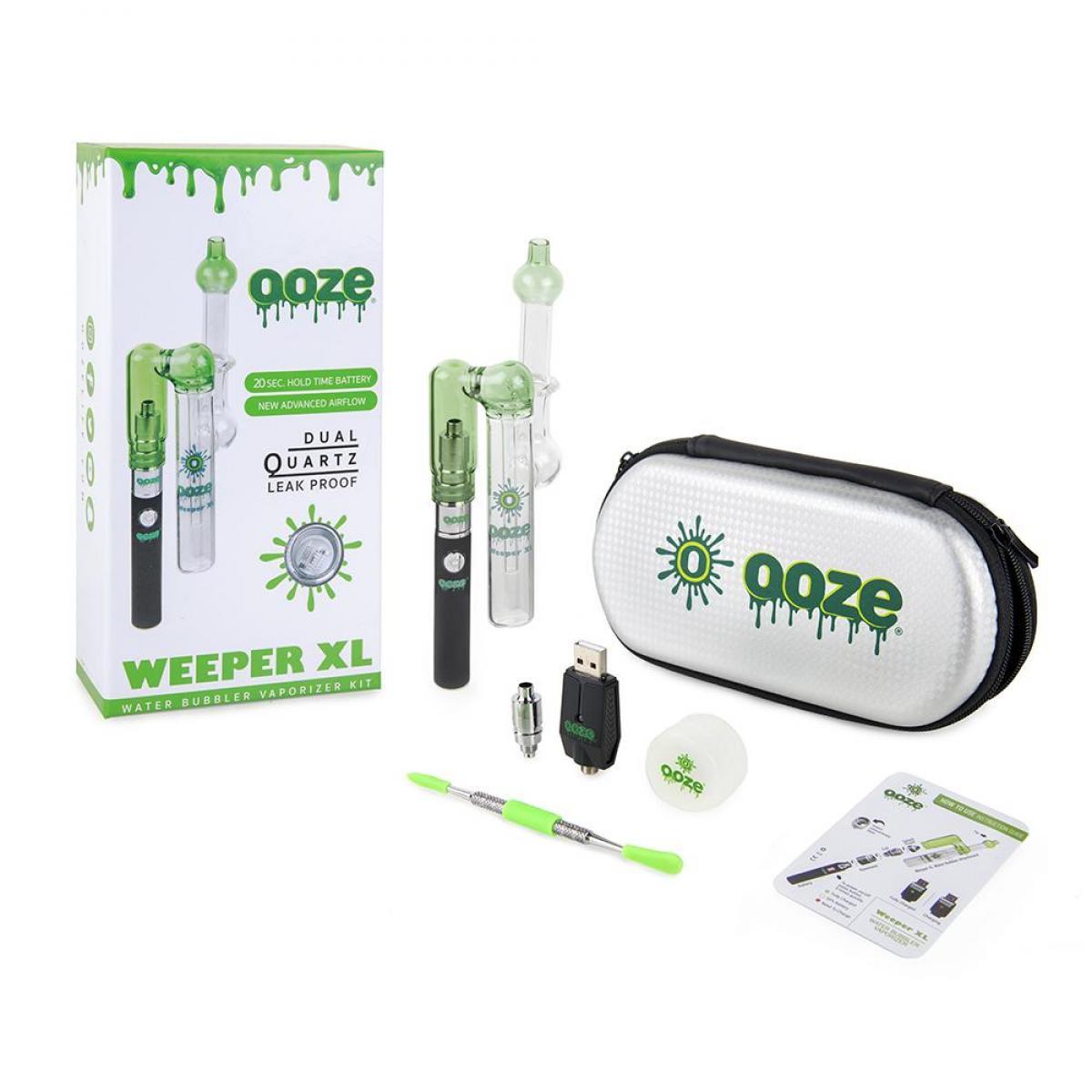 Weeper XL Bubbler Vaporizer Kit