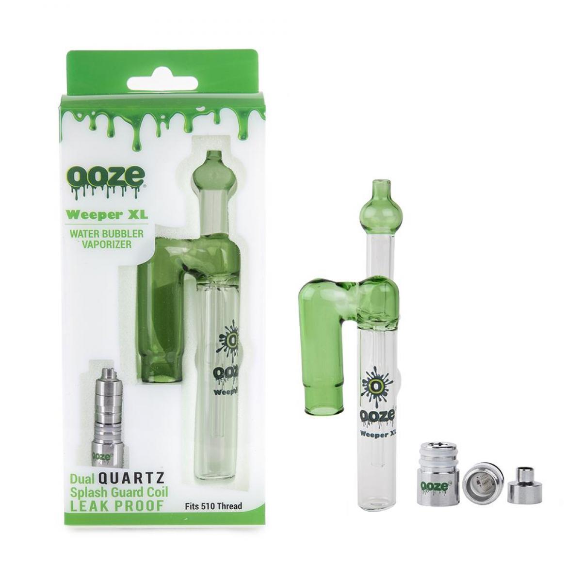 Weeper XL Bubbler Vape Attachment
