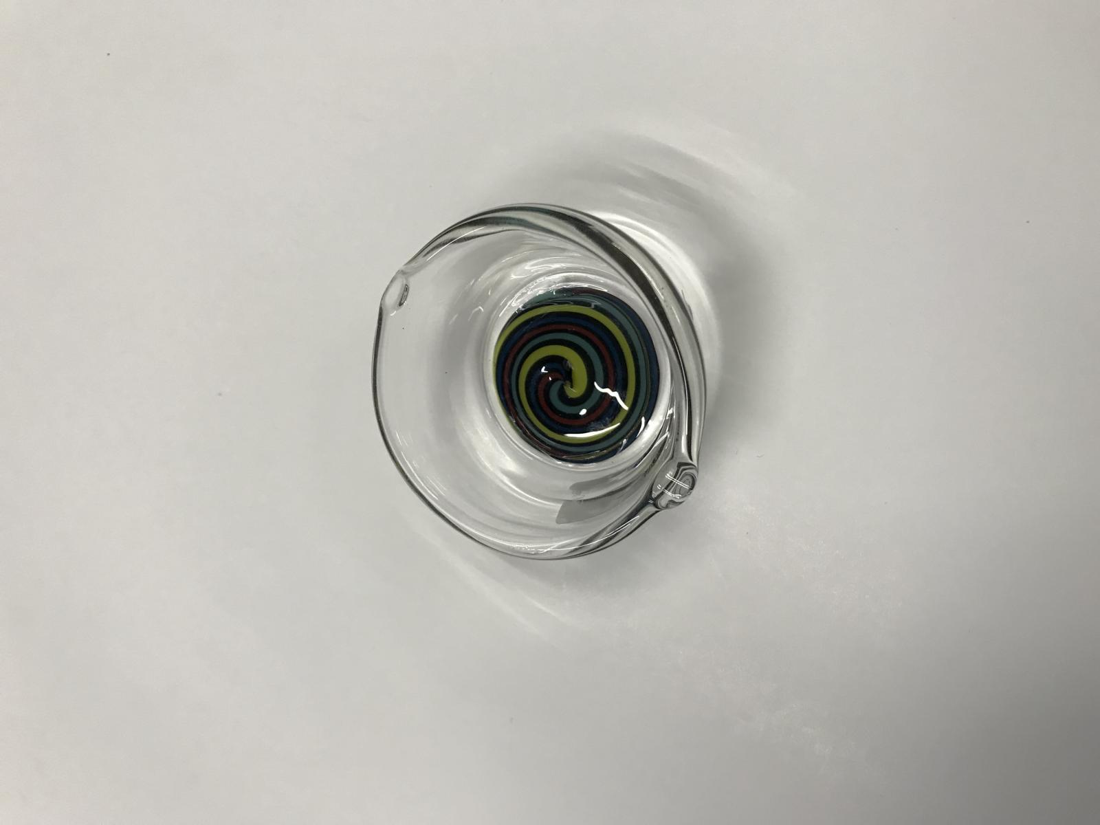Swirl Nectar Dab Tray