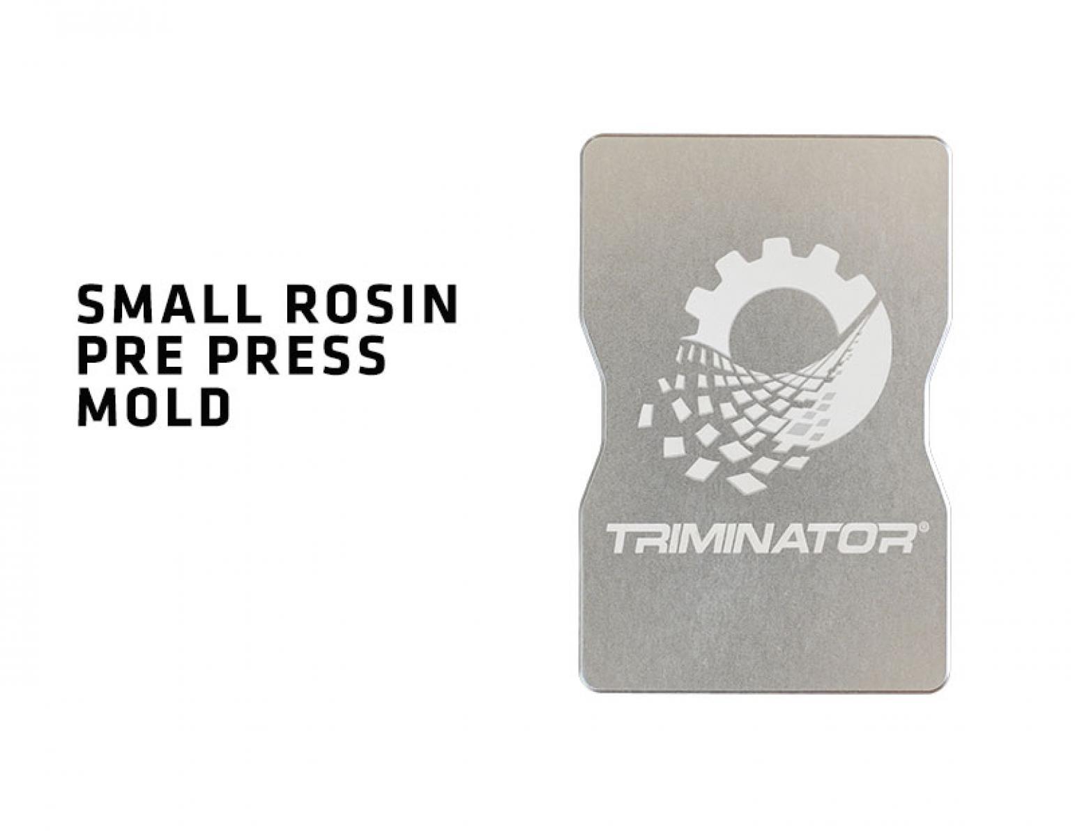 Small Rosin Press Mold