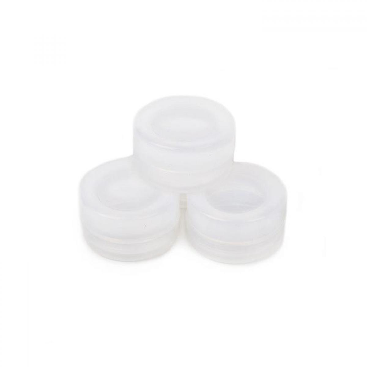 Clear Silicone Non-Stick Container