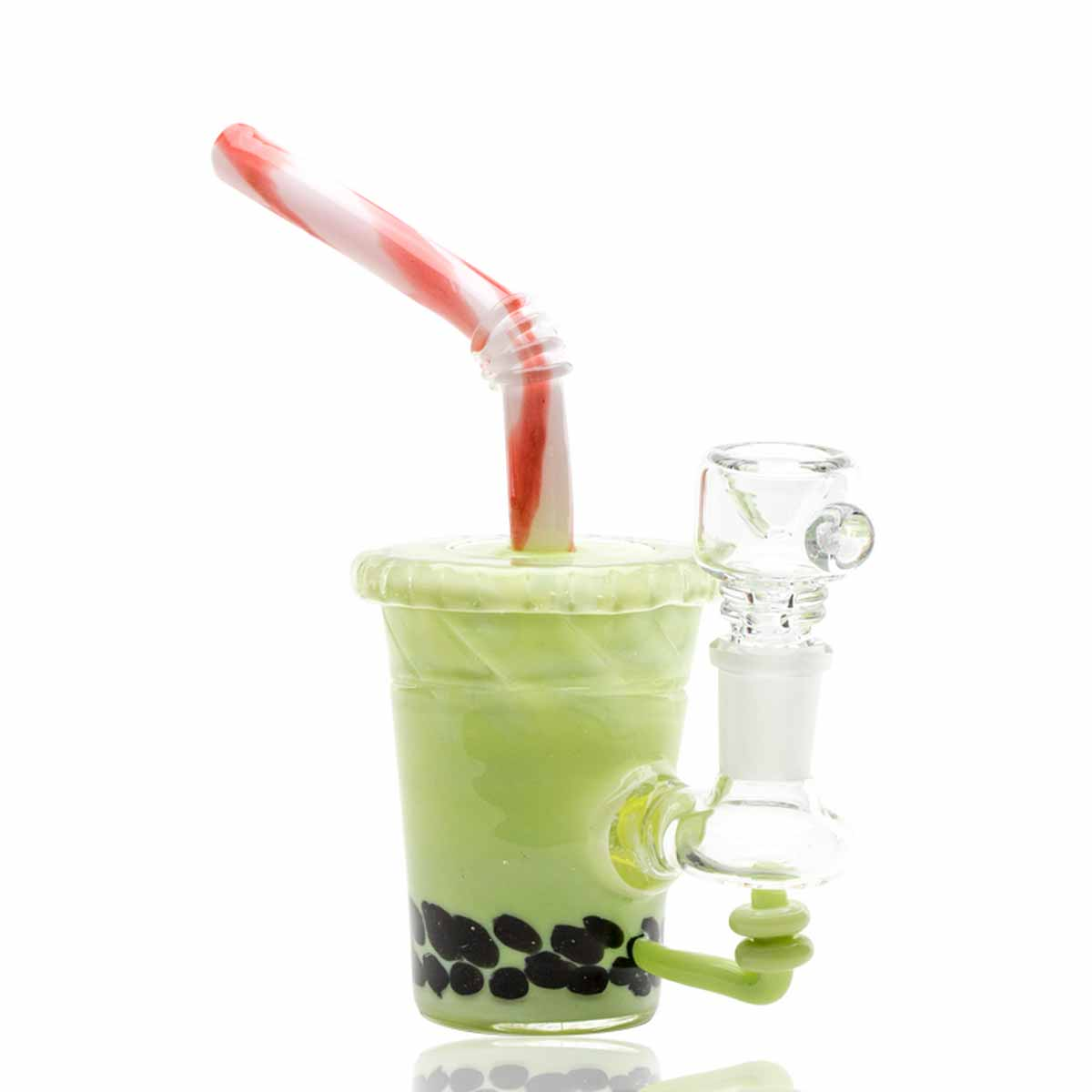 Mini Rig - Honeydew Boba