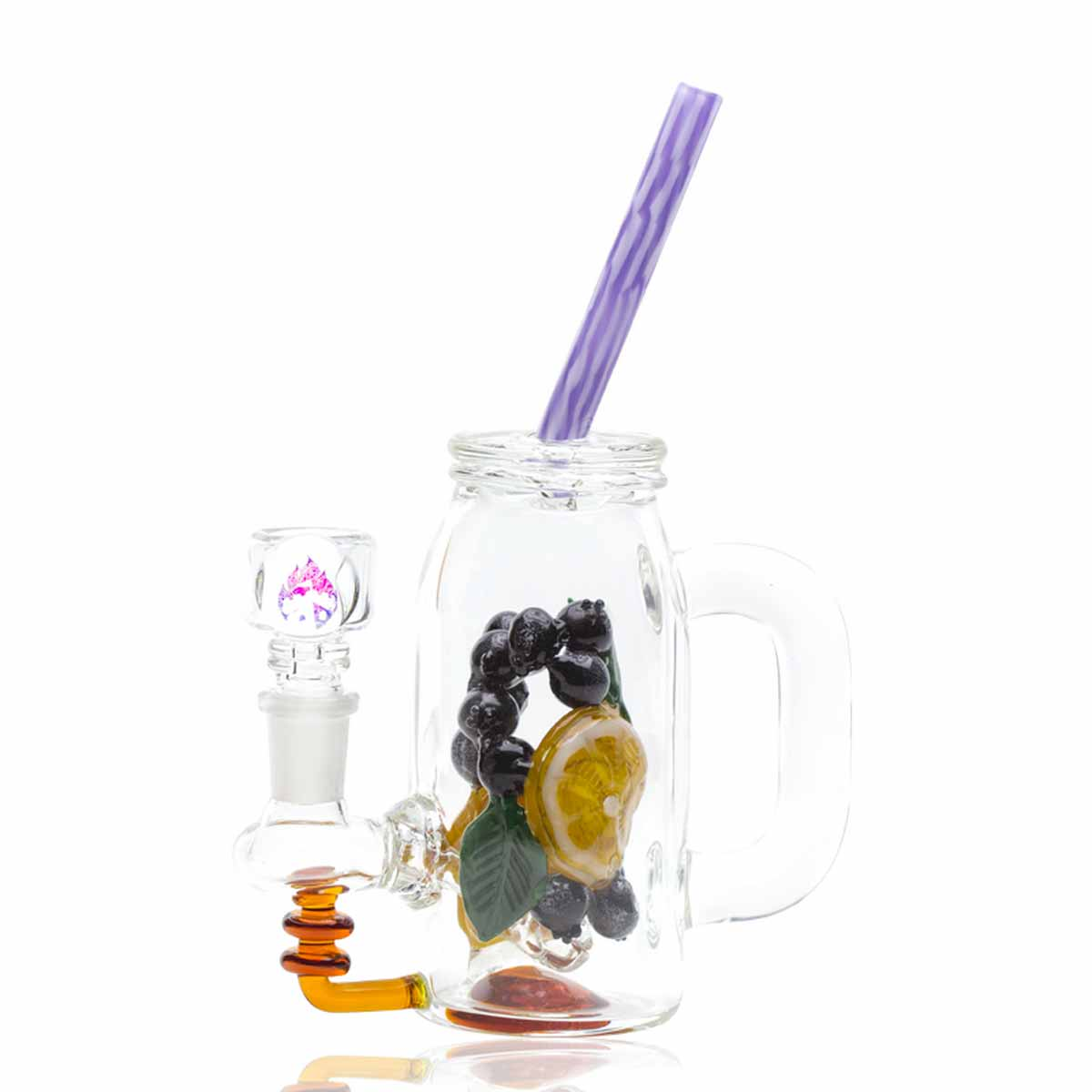 Mini Rig - Blueberry Orange Detox