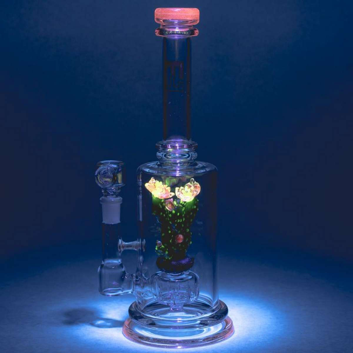 Flagship - Bioluminescent Cactus - UV Reactive
