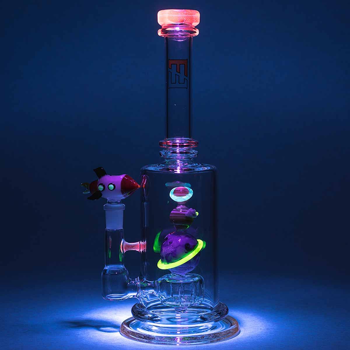 Flagship- Galaxy - UV Reactive