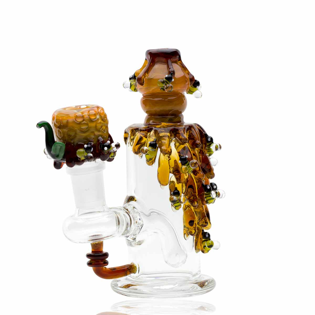 Beehive Nano Rig w/ Bowl Piece