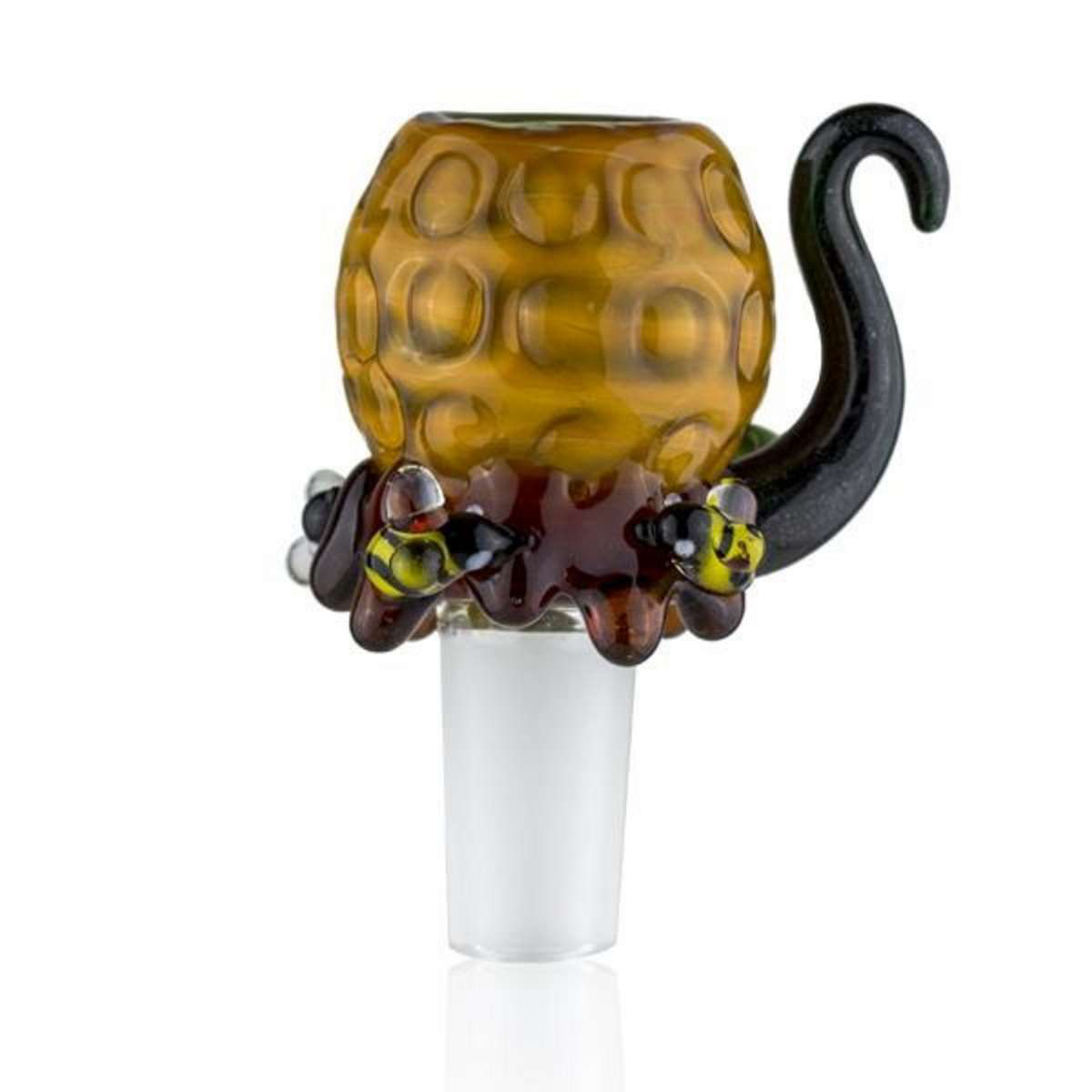 Bowl Piece - Beehive - 14mm