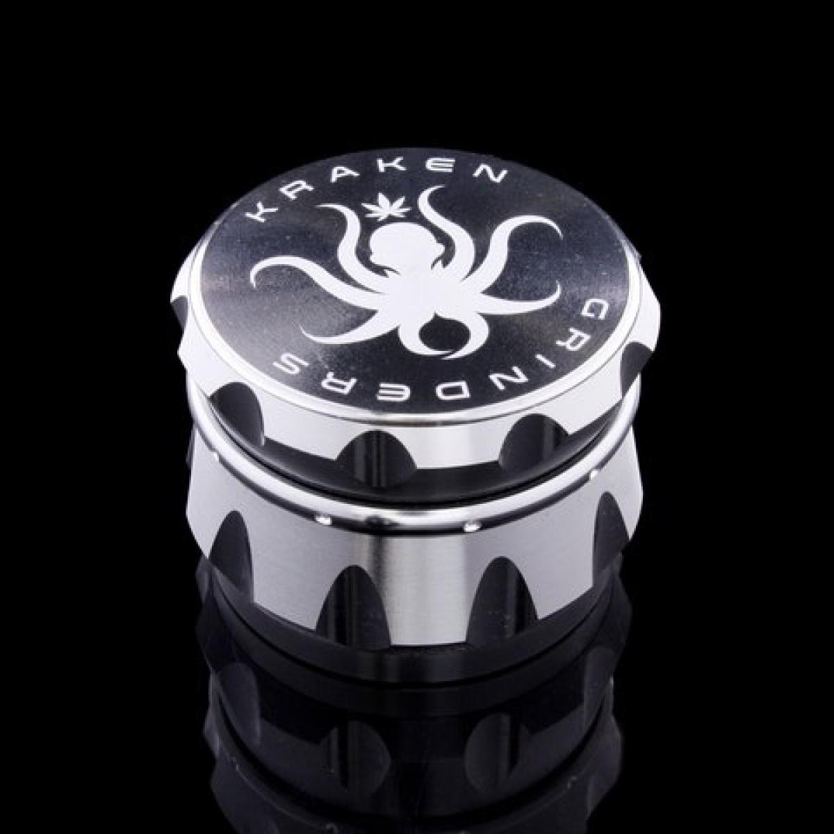 Kraken 2.2 inch 4-part Diamond Ridge Grinder