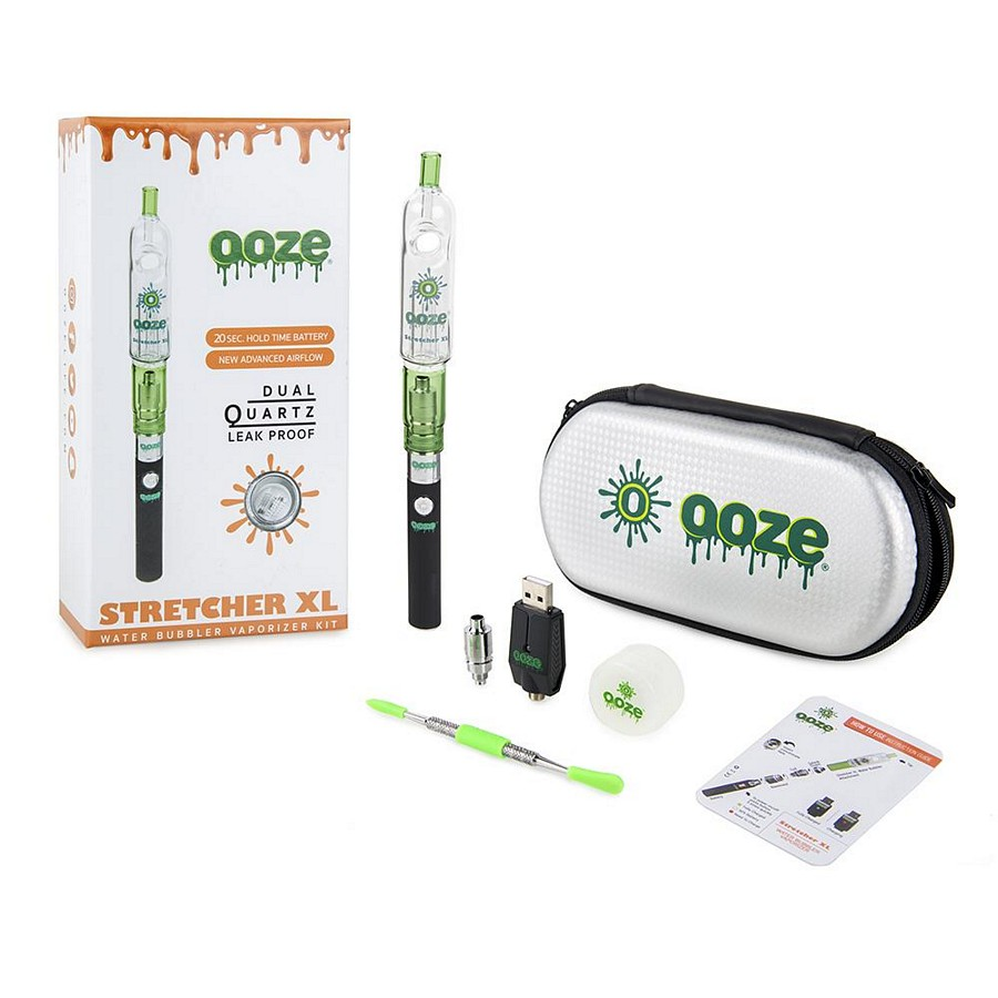 Stretcher XL Bubbler Vaporizer Kit