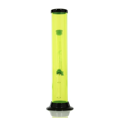 12 Double Straight Acrylic Water-Pipe