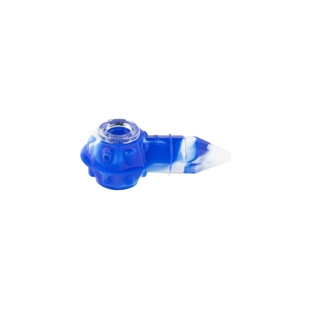 Bowser Silicone Glass Pipe