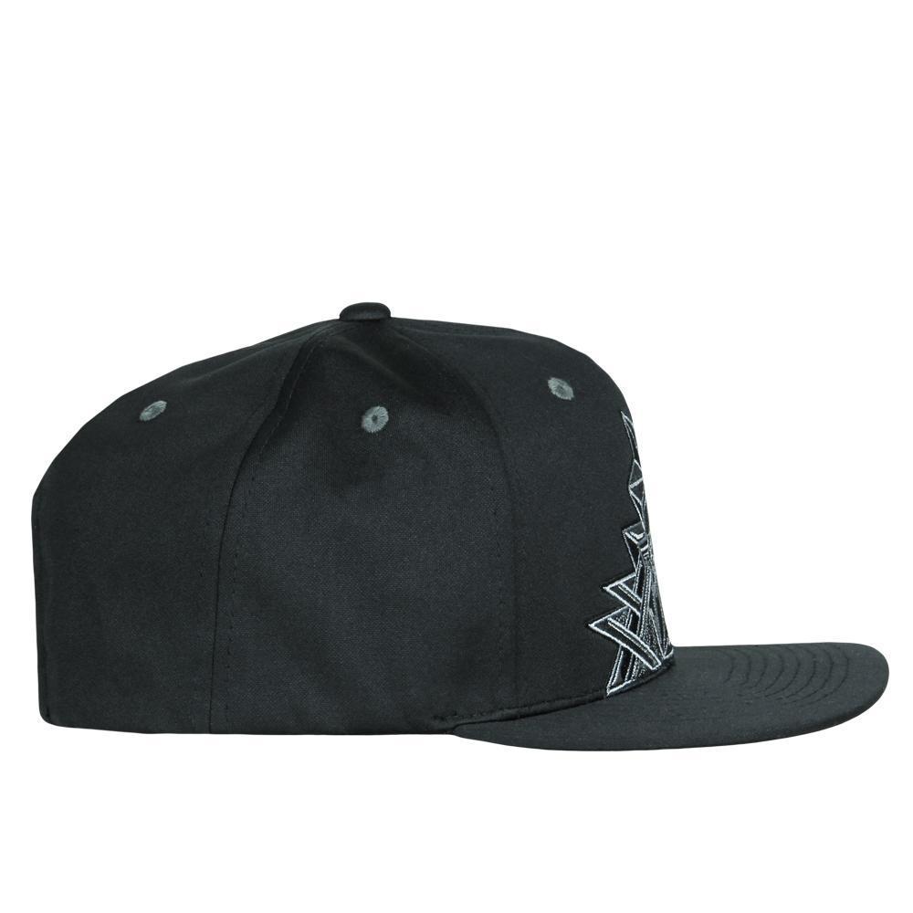 Dri-Bear Back to the Matrix Black Pro Fit Snapback Hat