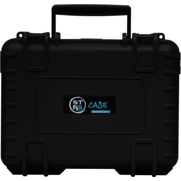 8inch STR8 Case with 2 Layer Pre-Cut Foam