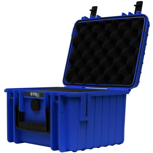 10inch STR8 Case with 3 Layer Pre-Cut Foam