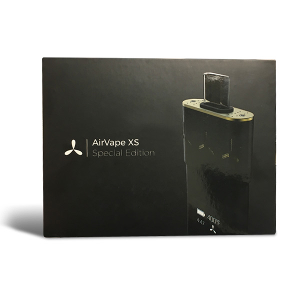 AirVape Xs Vaporizer - Special Edition