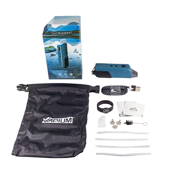 Summit Plus Vaporizer
