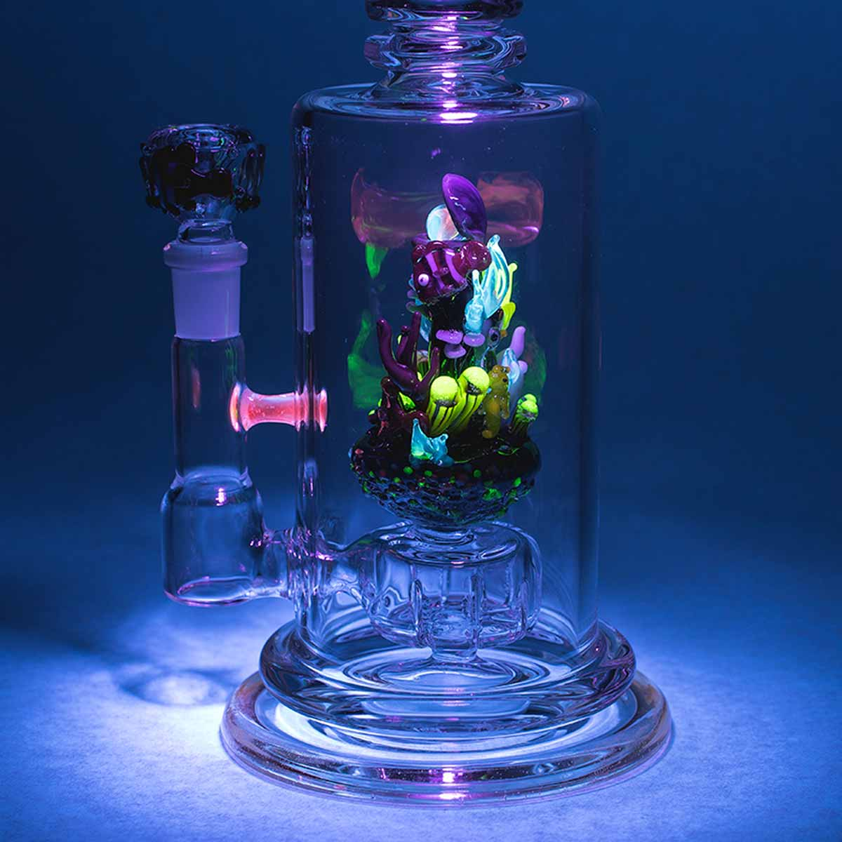 Flagship - Bioluminescent Sea - UV Reactive