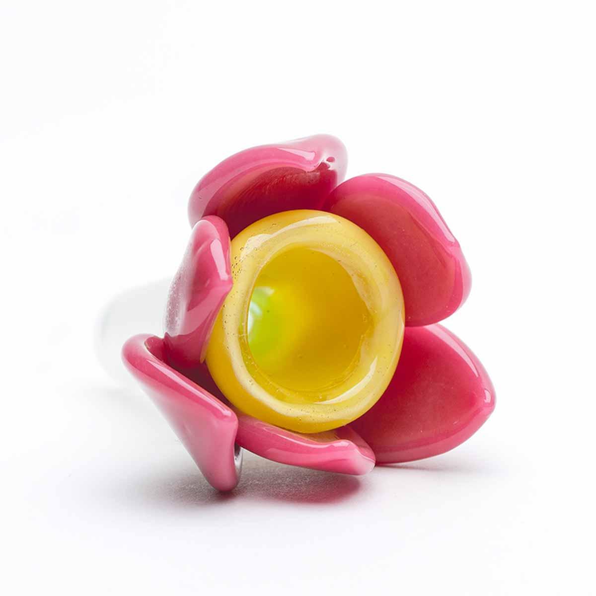 Bowl Piece - Lotus - 14mm