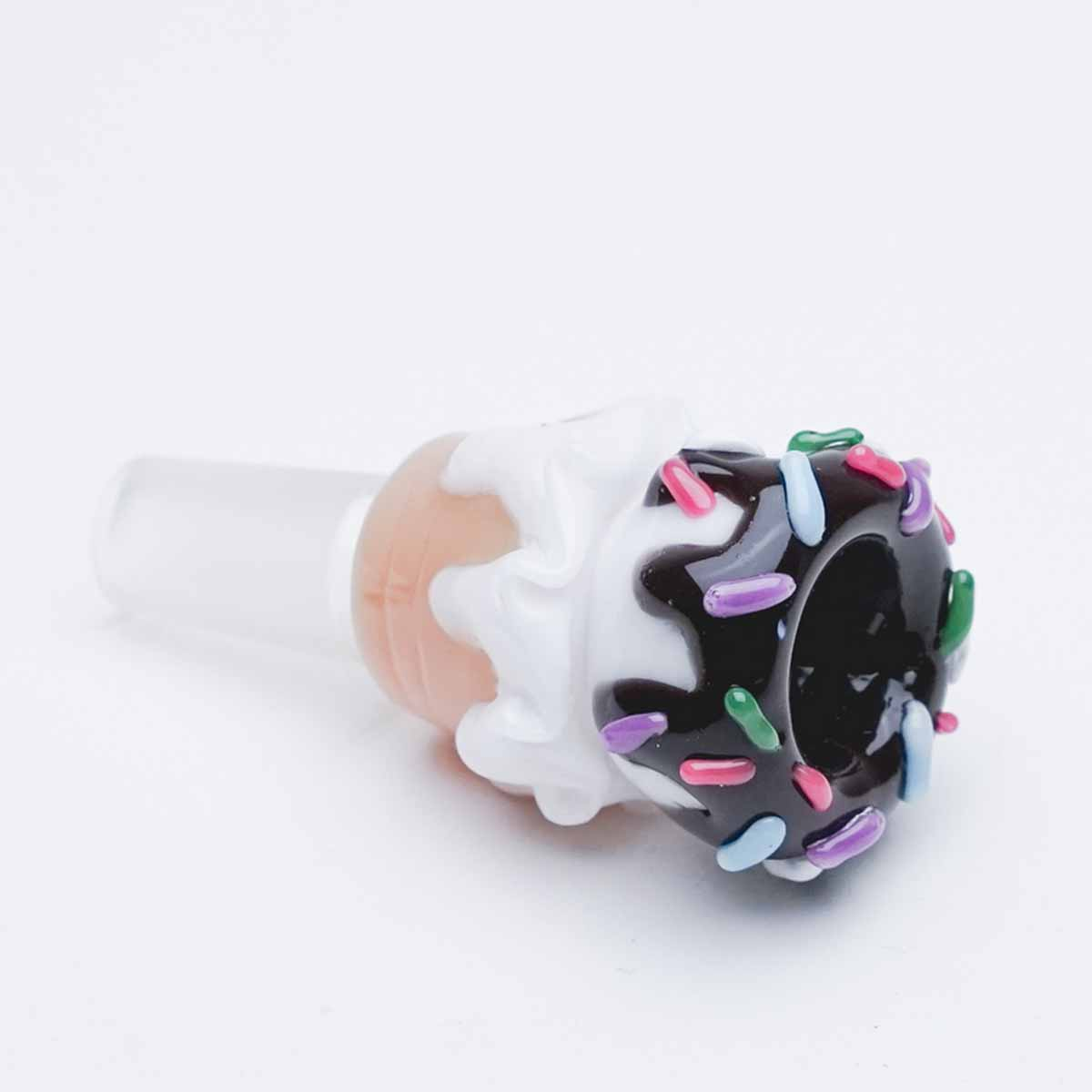 Bowl Piece - Ice Cream Cone - 14mm