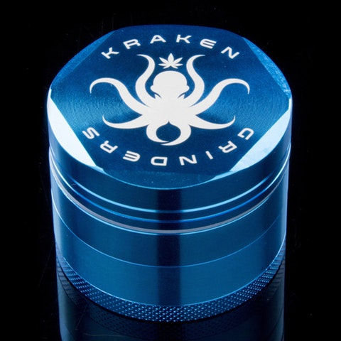 Kraken 2.5 inch Hex 4-part Grinder