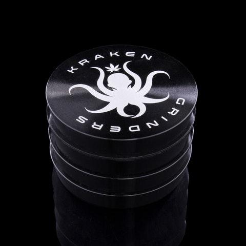 Kraken 4-part Tiered 2.2 inch Solid Color Grinder