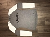 Waxxin Long Sleeve ladies Grey and White