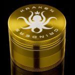 Kraken Grinders 2.2 inch Solid Color 4 part Grinder