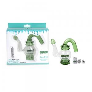 Tea Pot Bubbler Wax Pen Attachment