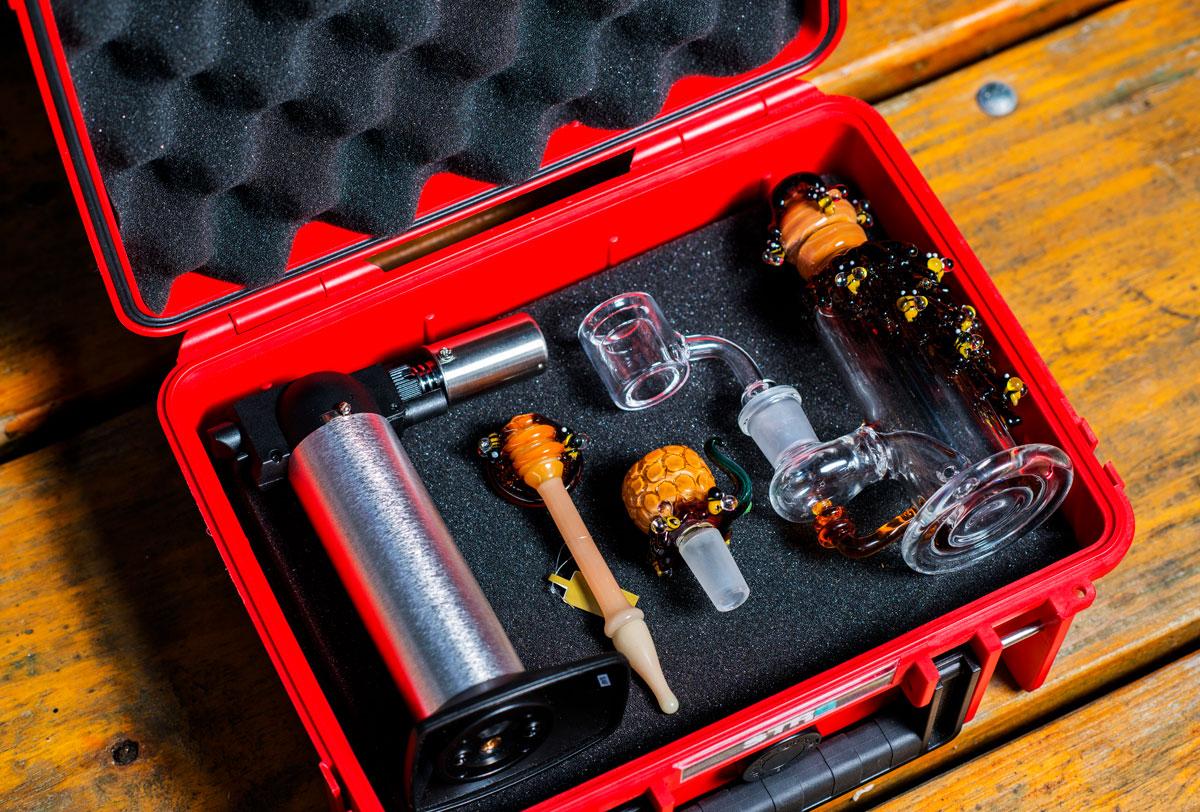 Artisan Paradise Smoke Box
